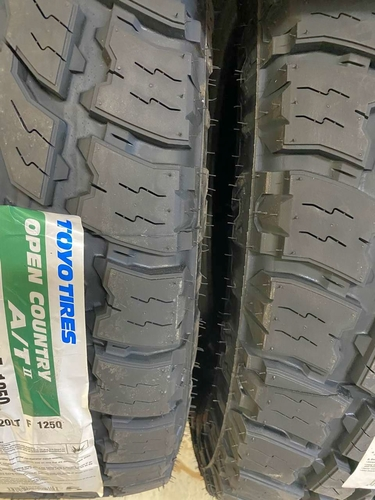 BRAND NEW SET OF LT 35x12.50R17 TOYO OPENCOUNTRY A/T for sale in Salt Lake City , UT