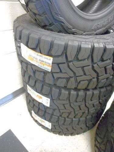BRAND NEW SET OF LT 295/55R20 TOYO OPEN COUNTRY R/T for sale in Salt Lake City , UT
