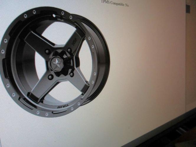 FULL SET OF BRAND NEW WHEELS CROSS   16X7  4X156 10MM SATIN BLACK for sale in Salt Lake City , UT