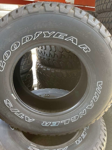 !LIMITED TIME OFFER BRAND NEW SET OF P265 /70R17 GOODYEAR for sale in Salt Lake City , UT