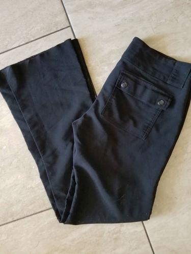 SIZE 5 LEI BRAND BLACK PANTS for sale in Salt Lake City , UT