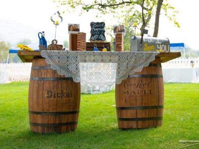 Rustic Barrels - Rental