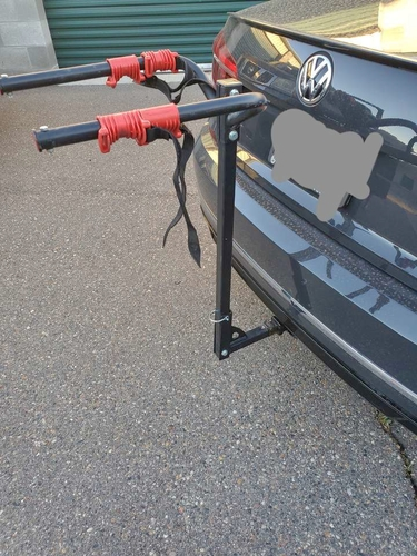 Hitch mount bike rack (smaller hitch) for sale in Roy , UT