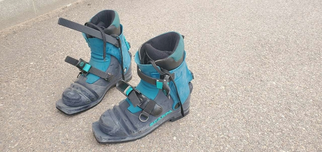 Telemark ski boots for sale in Roy , UT