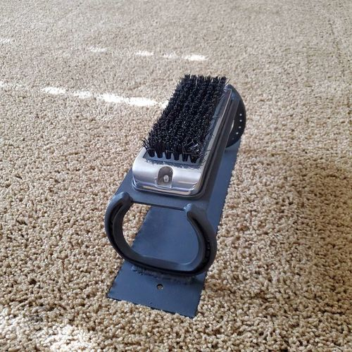 Brand new horseshoe boot cleaner brush for sale in Clearfield , UT