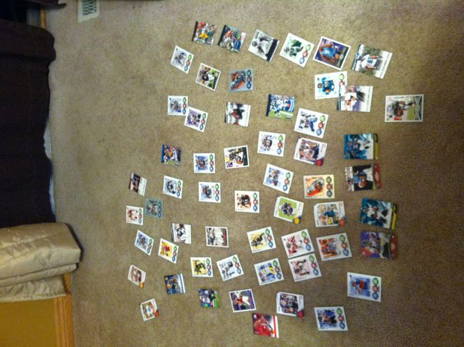 Miscellaneous sports trading cards for sale in Taylorsville , UT