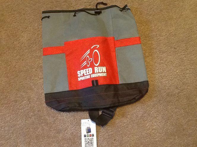 Speed run sporting equipment #3022 sling-n-go backpack brand new for sale in Taylorsville , UT