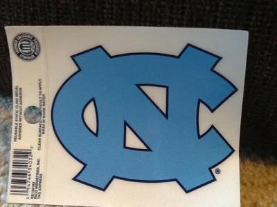 NORTH CAROLINA DECAL STICKER