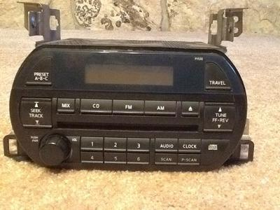 ORIGINAL FACTORY CAR STEREO FROM 2004 NISSAN ALTIMA