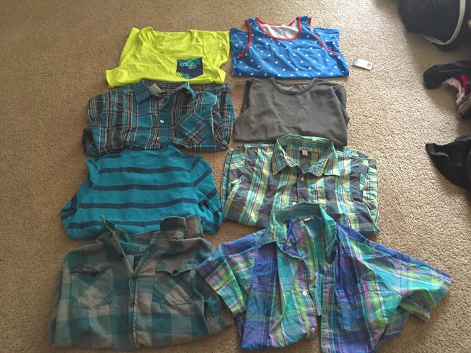 Miscellaneous boys school shirts for sale in Taylorsville , UT
