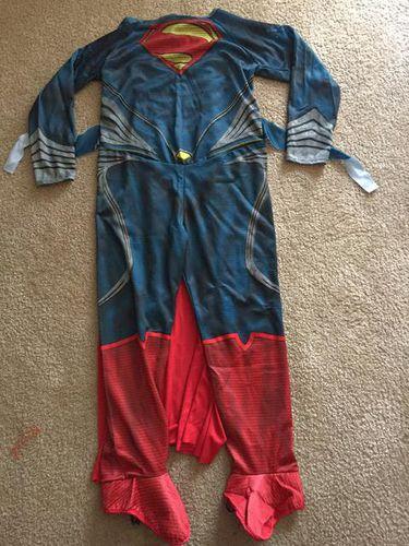 Children's large superman Halloween costume for sale in Taylorsville , UT