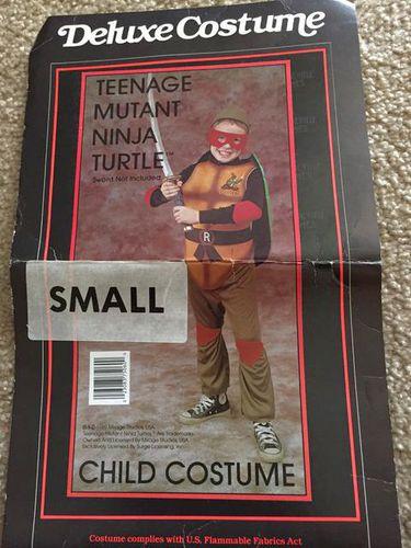 Small children's teenage mutant Ninja turtles cost for sale in Taylorsville , UT