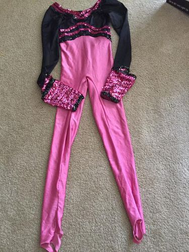 Pink and black dance wear Halloween costume for sale in Taylorsville , UT
