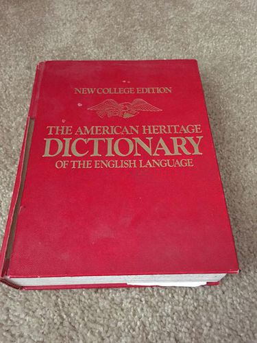 American Heritage Dictionary of English Language for sale in Taylorsville , UT