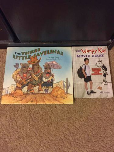 The three javelinas children's hardback book $1.00 for sale in Taylorsville , UT