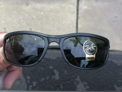 Ray-Ban Predator 2 black sunglasses brand new