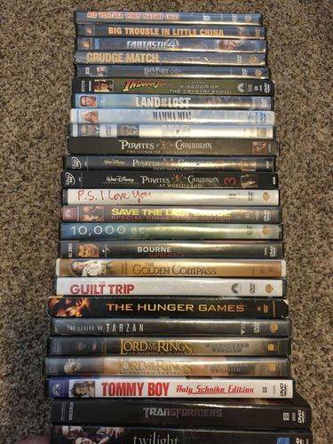 Miscellaneous PG-13 rated DVD movies $5.00 each for sale in Taylorsville , UT