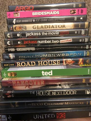 Miscellaneous R rated DVD movies $5.00 each for sale in Taylorsville , UT