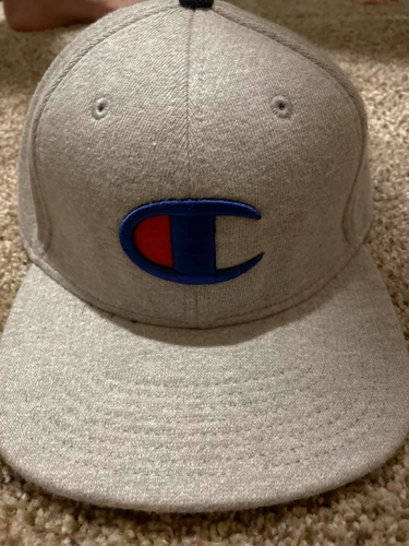 Champion brand gray hat for sale in Taylorsville , UT