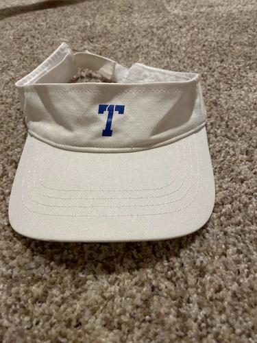 Taylorsville baseball white visor for sale in Taylorsville , UT