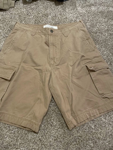 Urban up tannish brown cargo shorts size 36 for sale in Taylorsville , UT