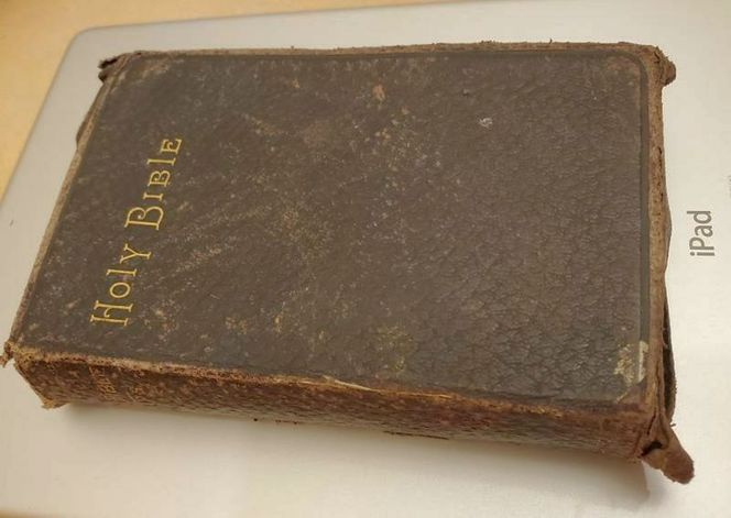 Antique book with eternal salvation info for sale in Springville , UT