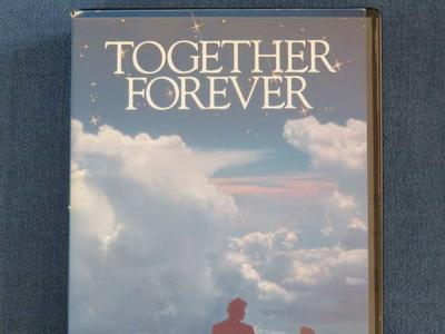 "Vintage ""Together Forever"" VHS"