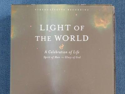 """Light of the World"" VHS – Production for the 2002 Olympic Winter Games"