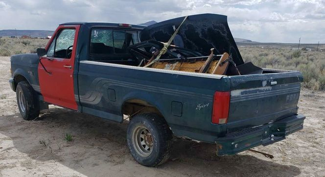 1996 ford f150 for sale in Spring Creek , NV