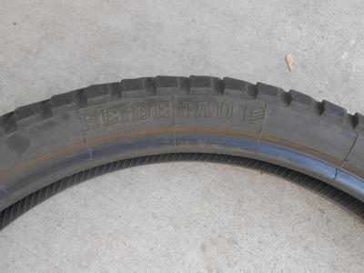 90/90-21 dual sport front tire