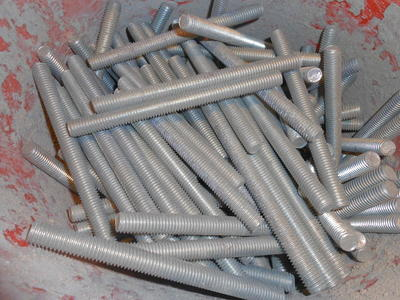 1/2 inch by 6 inch threaded rod / studs