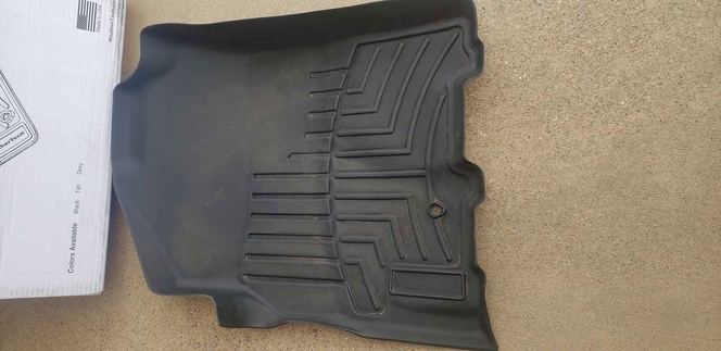 Weather Tech 2011 Ram 1500 Molded Mat for sale in North Ogden , UT