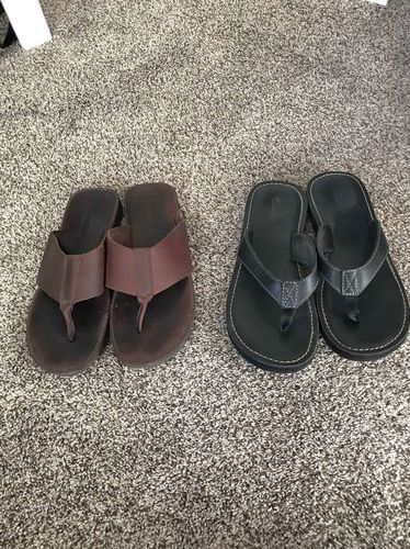 Eddie Bauer and Clark's Leather Sandals Size 7.5 for sale in West Jordan , UT