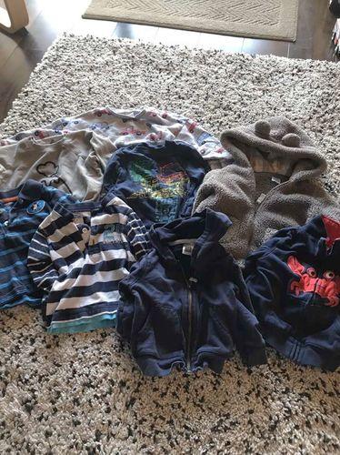 Boys 12 Month Shirts, Coats, Pants, Shoes, Sleeper for sale in West Jordan , UT