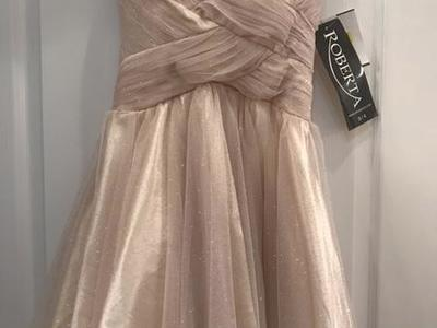 NEW  PROMSpring Bridesmaid Dance Formal Dress 3/4
