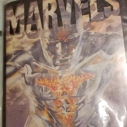 MARVEL #1 1994 SILVER SURFER COVER (MINT COND.) for sale in Salt Lake City , UT