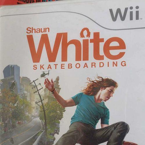 WII SHAUN WHITE SKATEBOARDING (NEW) for sale in Salt Lake City , UT