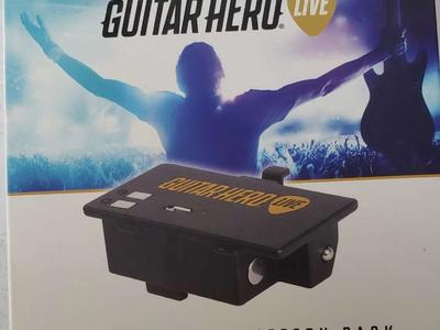 GUITAR HERO LIVE BATTERY PACK (NEW)