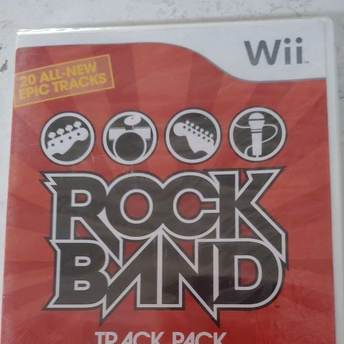 WII ROCKBAND TRACK PACK #2 (NEW) for sale in Salt Lake City , UT
