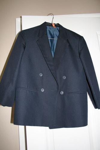 Boys Size 10 Navy Blue Blazer for sale in Woods Cross , UT