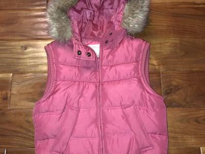 Size Small (14/16) Girls Vest