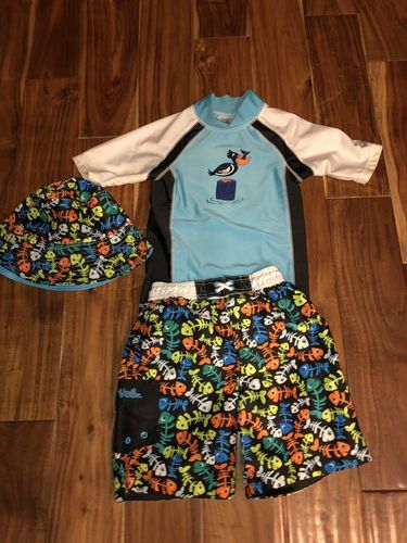 Size 6 Boys Swimsuit Set for sale in Woods Cross , UT