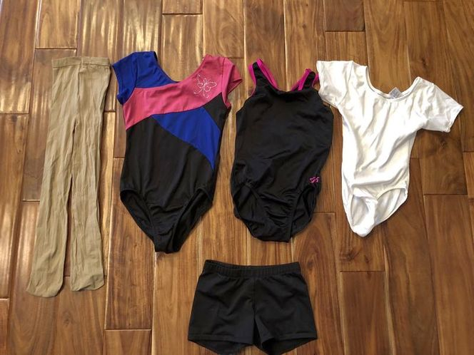 Size 10/12 and 8/10 Dance and Gymnastic Leo's for sale in Woods Cross , UT