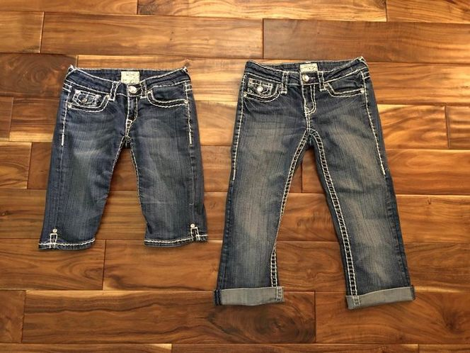 Size 0 LA Idol Capris and Shorts for sale in Woods Cross , UT