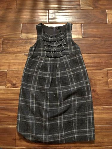 Size 10-11 Girls Grey/Black Dress for sale in Woods Cross , UT