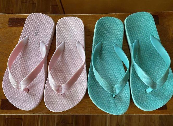 Girls Size 13/1 Flip Flops for sale in Woods Cross , UT