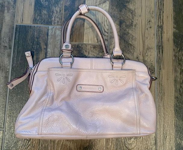 Isaac Mizrahi Pink Leather Purse for sale in Woods Cross , UT