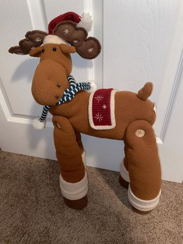 "Brand New Christmas Moose 22"" Tall for sale in Woods Cross , UT"