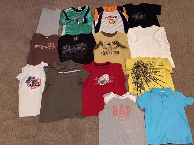Boys Size 5 Shirts for sale in Woods Cross , UT
