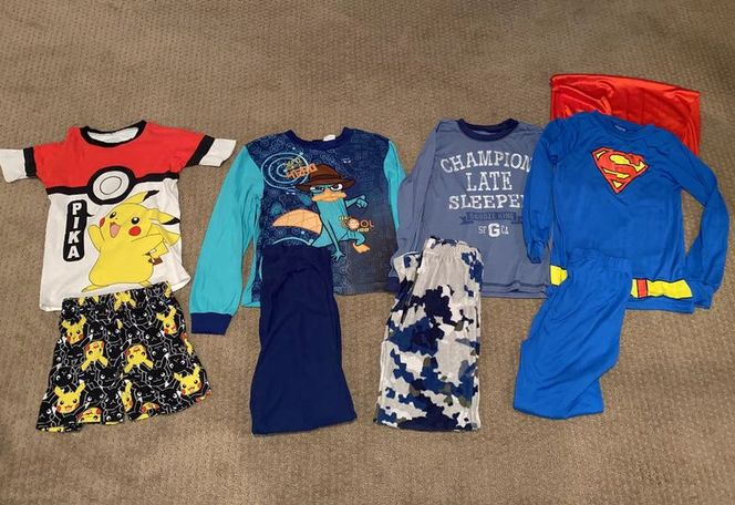 Boys Size 10 Set of Pajamas for sale in Woods Cross , UT